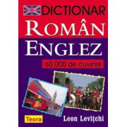 0582-DICT ROMAN ENGLEZ 60.000 CUV