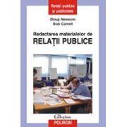 REDACTAREA MATERIALELOR DE RELATII PUBLICE