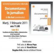 DOCUMENTAREA IN JURNALISM
