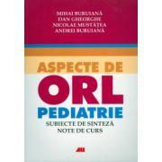 ASPECTE ORL PEDIATRIE