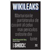 Marturisirile purtatorului de cuvant al celui mai periculos website din lume