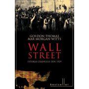 WALL STREET-ISTORIA CRAHULUI  DIN 1929