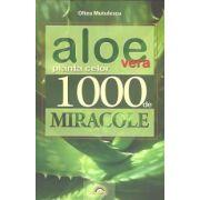 ALOE VERA -PLANTA CELOR 1000 DE MIRACOLE