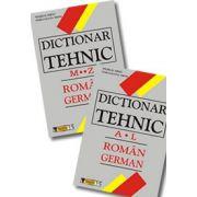 DICTIONAR TEHNIC ROMAN-GERMAN VOL I+II