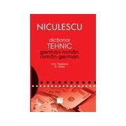 DICTIONAR TEHNIC GERMAN-ROMAN,ROMAN-GERMAN
