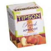 Ceai Peach & Apricot frunze