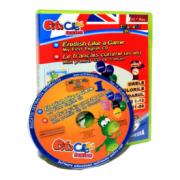 CD. English like a game. Le francais comme un jeu