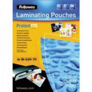 Folii pt. laminare, 214 x 303mm (A4), 175 mic., 100 buc/cutie, FELLOWES Protect175