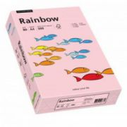 Hartie color, A4, 80 g/mp, 500 coli/top, roz deschis (light pink), RAINBOW