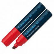 Permanent marker Schneider 2-7mm 250 rosu