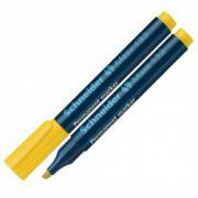 Permanent marker Schneider 1-5mm 133 galben