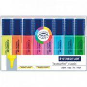 Textmarker 8 culori/set - STAEDTLER Textsurfer classic
