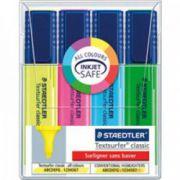 Textmarker 4 culori/set - STAEDTLER Textsurfer classic