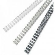 Inele din metal, 14mm, argintiu, 100 buc/cutie, FELLOWES
