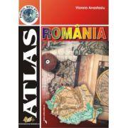 Primul meu atlas. Romania