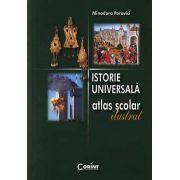 Istoria universala. Atlas scolar ilustrat