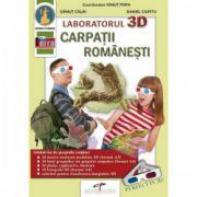 Laboratorul 3D. Carpatii romanesti