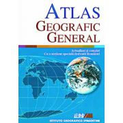 ATLAS GEOGRAFIC GENERAL. CU O SECTIUNE SPECIALA DEDICATA ROMANIEI