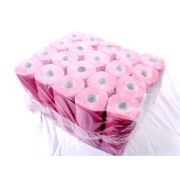 Hartie Igienica roz 2straturi 40role/bax