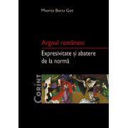 Argoul romanesc