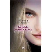 Jurnalele vampirilor. Furia. Vol III
