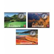 Caiet pt. geografie, 17 x 24cm, 24 file, PIGNA Classic
