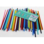 Betisoare scolare colorate 100 buc/set