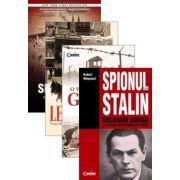 Pachet Spionul Stalin. Sfarsitul. Leningrad. O viata in Gulag