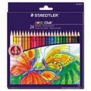 Creioane color 24culori/set STAEDTLER