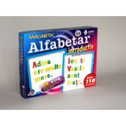 Alfabetar introductiv. Magnetic