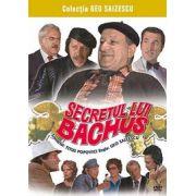 Secretul lui Bachus. Geo Saizescu DVD