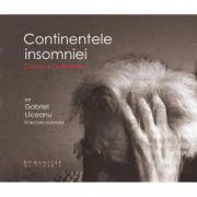 Continentele insomniei CD