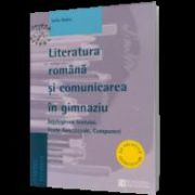 Literatura romana si comunicarea in gimnaziu.