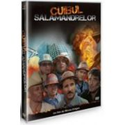 Cuibul salamandrelor. Mircea Dragan DVD
