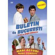 Buletin de Bucuresti Virgil Calotescu DVD