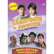 Casatorie cu repetitie Virgil Calotescu DVD