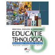Educatie tehnologica. Manual pentru clasa a V - a