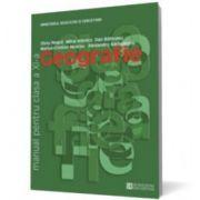 Geografie. Manual pentru clasa a XI - a