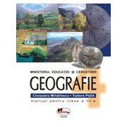 Geografie. Manual pentru clasa a IV - a