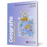 Geografie. Manual pentru clasa a VII - a