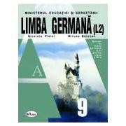 Limba germana. Manual pentru clasa a IX - a