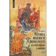Pachet Istoria bisericii romanesti si a vietii religioase a romanilor Vol I+II