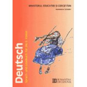Deutsch. Limba germana. Manual pentru clasa a VI - a