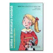Limba si literatura romana. Manual pentru clasa a IV - a