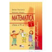 Matematica. Clasa a IV - a. Caietul elevului. Sem I