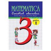Matematica. Caietul elevului. Clasa a III - a. Sem I