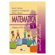 Matematica. Caietul elevului. Clasa a IV - a. Sem II