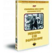 Nebunia lui Pantalone. Alexandru Tatos DVD