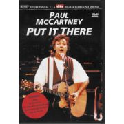 Paul McCartney. Put it there DVD