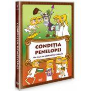 Conditia Penelopei. Luminita Cazacu DVD